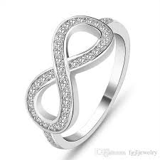 finger ring designs for 2017 new ring design fashion 925 sterling silver infinity