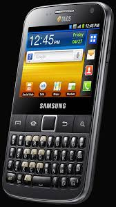 a site with lots of product description samsung galaxy y pro