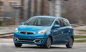 2017 mitsubishi mirage hatchback first drive u2013 review u2013 car and driver