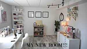 Young Room by New Beauty Room Tour 2016 Part 1 Young Wild And Polished Youtube