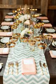 Gold Lace Table Runner 9 Trending Table Runners For Weddings Mywedding