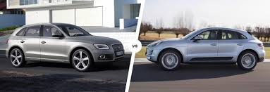 porsche macan length audi q5 vs porsche macan clash of the suvs carwow
