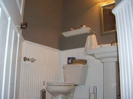 Wainscoting Bathroom Ideas Colors 15 Wainscoting Small Bathroom Electrohome Info