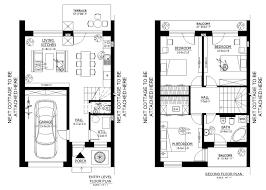 2 bedroom house plans open floor plan home act
