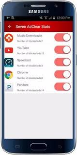 pandora ad free apk adclear v8 0 0 506469 non root version ad blocker apk apps