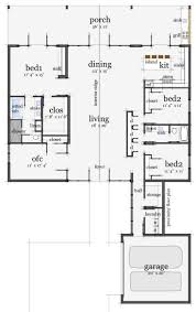 70 best great floor plans images on pinterest architecture cliff may inspired ranch house plan by dan tyree