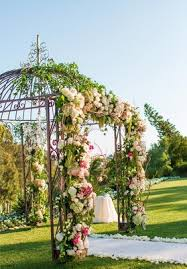 wedding arch gazebo arches and chuppahs 19 gorgeous wedding arbors and canopies