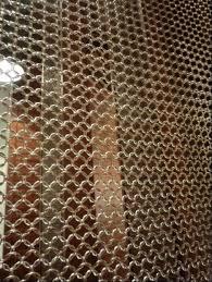 Chain Mail Curtain Decorative Chain Mail Curtain By Shanghai Gold Metal Materials Ltd