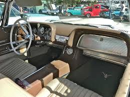 1961 Thunderbird Interior 1960 Ford Thunderbird