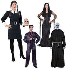 Addams Family Halloween Costumes 9 Group Halloween Costume Ideas 2013 Images