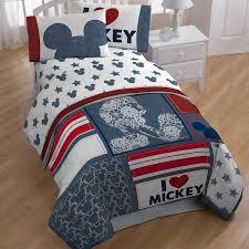 Mickey Duvet Cover Disney Mickey Twin 4 Piece Toddler Bedding Set U0026 Reviews Wayfair