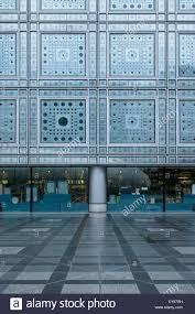 photo cell window blinds at institut du monde arabe arab world