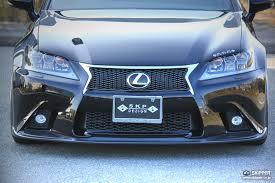 lexus gs 350 sport 2014 skipper carbon fiber front lip for gs350 fsport ravspec