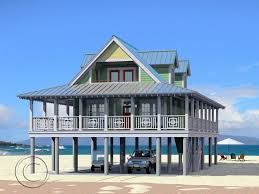Coastal House Designs Love It Highland Wrap Porch Sandcastle Coastal Homes