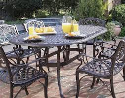 patio u0026 pergola awesome dark brown oval modern wooden lowes