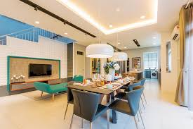 Id Home Charming And Elegant A Show Unit Designed By Design Base - Show interior designs house