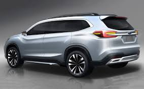 subaru forester 2019 2019 subaru ascent price specs and release date new concept cars