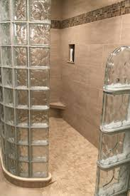 glass shower doors cleaning 231 best glass block showers images on pinterest glass block