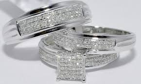 wedding ring trio sets wedding ring trio sets wedding corners
