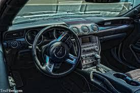 1994 Mustang Gt Interior Mustang Carbon Fiber Dash Kit I Trufiber