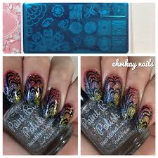 ehmkay nails paint box polish westerosi collection nail art with