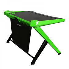 Gaming Desk Uk Dxracer Dxracer Gaming Desk 1000 Black Green Gazu 402 From