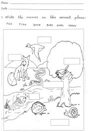 comprehension worksheets for grade 1 free and english vocabulary