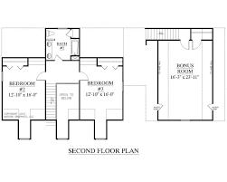 Colonial Open Floor Plans Two Story Plan Colonial House Westport 10 155 Flr1 Floor Plans