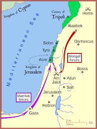 battle of ain jalut wikipedia