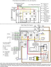american standard thermostat wiring diagram gooddy org