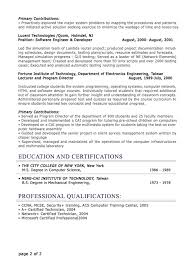 exles of a professional resume sle resume fo cool sle professional resume format for