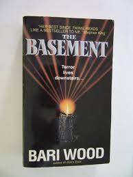 the basement bari wood 9780380723058 amazon com books