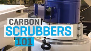 carbon air filter grow room carbon scrubbers grow room scrubbing 101