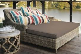 easthampton double day bed rattan absolute home