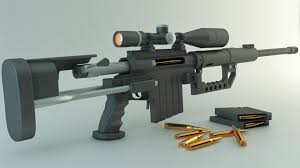 the most advanced sniper rifles in the world