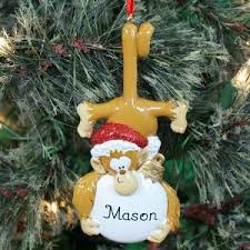 personalized christmas ornaments for kids giftsforyounow
