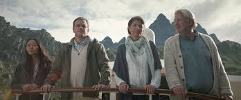 downsizing u0027 with matt damon u0026 kristen wiig venice review