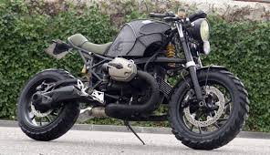 bmw motorcycle cafe racer crd 48 bmw r1200s by cafe racer rat rough u0026 military bikes