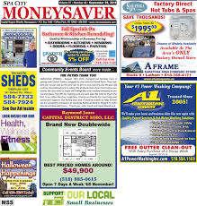 2015 nissan juke goose creek spa city moneysaver 092916 by capital region weekly newspapers issuu