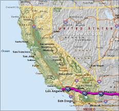 map us route 1 map of i 10 california highway map california state route 1