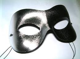 silver masks silver domino eye mask