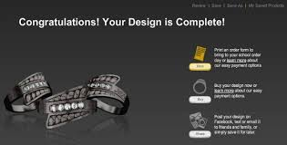 jostens design contest customizing a class ring with jostens