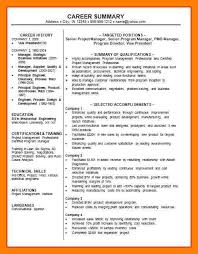 resume career history 100 images cheap homework writers 7th
