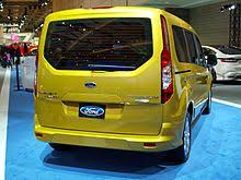ford transit connect wikipedia