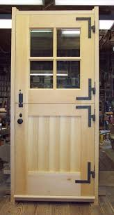 How To Make A Exterior Door Custom Reproduction Wood Doors For Historic Restoration