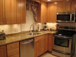 Kitchens Without Cabinets Kitchen Granite Countertops No Backsplash Kitchen Without Tile