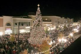 christmas tree lighting bridge street huntsville al huntsville lights its official christmas tree tonight at bridge
