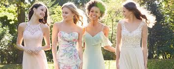 wedding dresses for bridesmaids morilee 2017 bridesmaid dresses gowns larenas