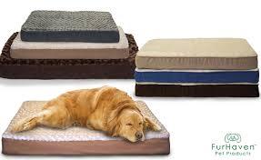 buddy u0027s deals deluxe orthopedic or memory foam pet bed