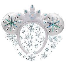 frozen headband disney minnie mouse elsa frozen mouse ears headband